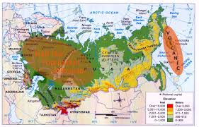 russia map by population russia suffer the children