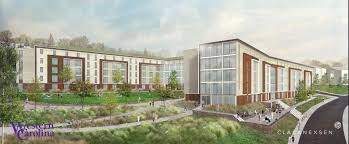 wcu board endorses design concept for upper campus residence hall