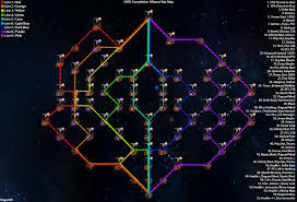 Coc Map Alliance War Path Map Contestofchampions