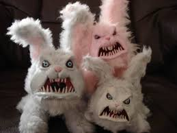 easter bunny 18 terrifying easter bunnies smosh