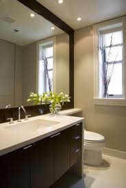 Can Lights In Bathroom Recessed Lights Above Vanity