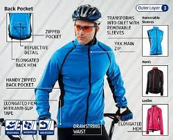 cycling jacket blue aldi s latest cycling bargains include shorts jerseys
