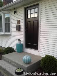 Design Ideas For Garage Door Makeover Sophisticated Front Door Makeover Ideas Images Ideas House