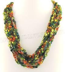 ladder ribbon free crochet pattern ladder ribbon necklace pattern 1