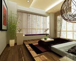 asiatisches schlafzimmer feng shui bett schlafzimmer im asiatischen stil zimmerpflanzen