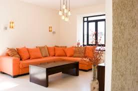 Orange Couches Living Room Militariartcom - Orange living room set