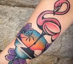 66 best flamingo tattoos ideas images on pinterest ideas tattoo