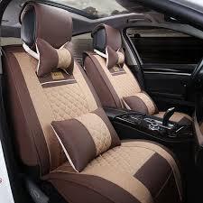 nouveau siege auto accessoires nouveau siège d auto couverture de coussin en cuir
