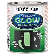 glow in the dark paint 916 ml rona