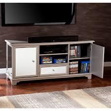 Mirror Cabinet Media Solution Home Design Captivating Mirrored Media Stand Cabinet Home Design