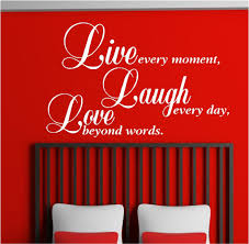 live laugh love signs live laugh love vinyl wall art stickers graphics custom