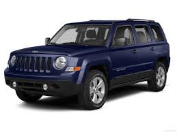 2014 jeep patriot blue used 2014 jeep patriot latitude fwd for sale in hannibal mo