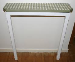 Hallway Table by Radiator Shelf Hallway Table Annie Sloan Chateau Grey Rustoleum