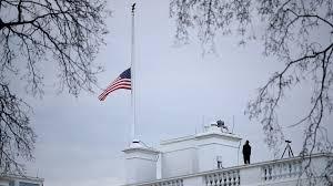 Az Flags Half Mast Trump Orders Flags To Half Staff Honoring Florida Shooting