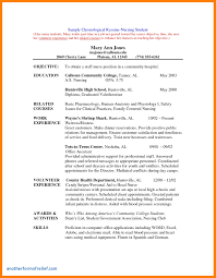 nursing resume template free report template unique 6 graduate resume template