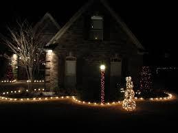 decor lights lighted outdoor