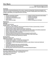 Nanny Resume Example by Caregiver Resume Resume For Caregiver Caregiver Resume Abroad