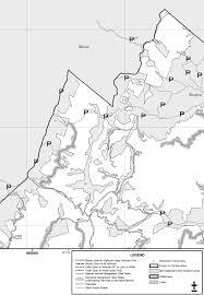 George Washington National Forest Map by Maps Jamesdowning U0027s Trailblazer