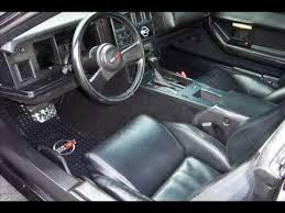 1989 Corvette Interior Corvette C4 1986 Frankenstein Restoration Youtube