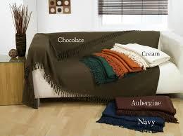 extra large cotton sofa throws waffle throw over sofa throw throw bedspread ebay