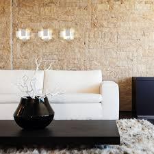 Design Wandleuchten Wohnzimmer Wandleuchte Originelles Design Edelstahl Verchromtes Metall