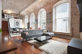 gorgeous white building loft lists for just under 1m curbed philly