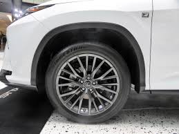 lexus wheels 18 file the tire wheel of lexus rx200t f sport 4th generation