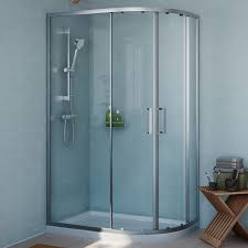 1200mm Shower Door by Cooke U0026 Lewis Exuberance Offset Quadrant Shower Enclosure With