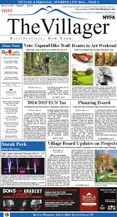 the villager ellicottville may15 21 2014 volume 9 issue 20 by