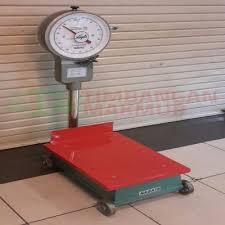 Timbangan Duduk Plastik timbangan duduk jarum nagata timbangan makmur timbangan