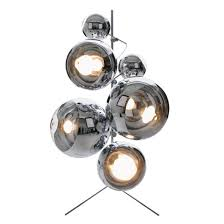 Chandelier Standing Lamp by Tom Dixon Tom Dixon Mirror Ball Stand Chandelier Floor Lamp Floor