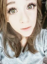 halloween contacts for astigmatism korean big eye circle lenses korean skin care u0026 makeup more in