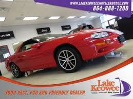 2004 camaro for sale 1997 to 2004 chevrolet camaro for sale in