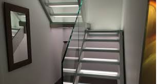 stair case stairplane revolutionary staircase design glass stairs metal