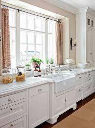 k che gardinen schöner stufenvorhang für die küche in silber grau und weiß best