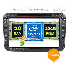 lexus rc f olx joying 8 u201d for vw android head unit double din intel 5 1 2gb auto