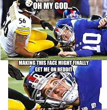 Manning Face Meme - oh my god making this face might finally get me on reddit