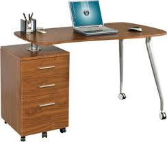 Mobile Computer Desks For Home Staples Has The Star Kochab Mobile Computer Desk With Pedestal
