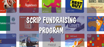 gift card fundraiser celebration church a foursquare church scrip fundraising program