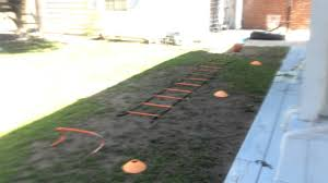 easy backyard obstacle course for kids youtube