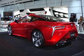 lexus new car in india detroit 2016 lexus lc 500 gtspirit