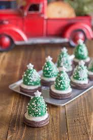 christmas chocolate chocolate covered strawberry christmas trees lovely kitchen