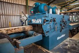 Wood Machines In South Africa by Wood Mizer Titan Wideband Sawmill Equipment Introduced