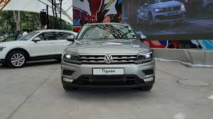 2017 vw tiguan now in malaysia 150hp tsi from rm149k onwards