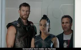 hemsworth s thor rognarok us box office witnesses the power of the
