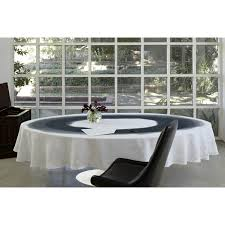 Patio Tablecloth Round Large White Linen Tablecloth 60 Table Linens 52 Round Tablecloth