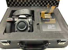 nikon d5 and d500 100th anniversary sets on display at the cp