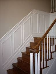 Wainscoting On Stairs Ideas 8 Best Stairs Images On Pinterest Wainscoting Staircases And Stairs