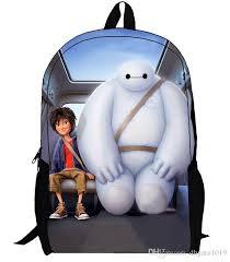 backpack black friday baymax bag big hero 6 mochila backpack cartoon chlidren u0027s