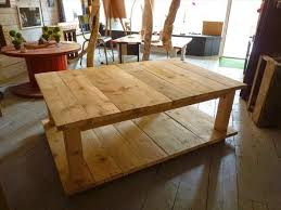 how to make your own coffee table